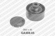 Rola ghidare/conducere, curea transmisie SNR GA359.03
