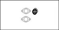 Set montaj, filtru funingine/particule HJS 82 15 6579