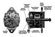 Generator/alternator DELCO REMY 1117939