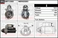 Starter DELCO REMY DRT1360