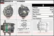 Generator/alternator DELCO REMY DRA0014