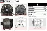 Generator/alternator DELCO REMY DRA0101