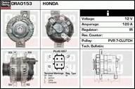 Generator/alternator DELCO REMY DRA0153