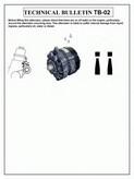 Generator/alternator DELCO REMY DRA3268