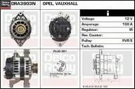 Generator/alternator DELCO REMY DRA3903N