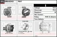 Generator/alternator DELCO REMY DRA4243