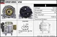 Generator/alternator DELCO REMY DRB1890