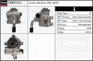 Pompa hidraulica, sistem de directie DELCO REMY DSP015