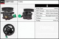 Pompa hidraulica, sistem de directie DELCO REMY DSP150