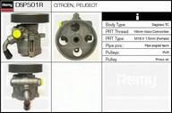 Pompa hidraulica, sistem de directie DELCO REMY DSP501R