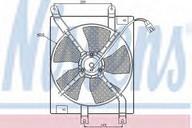 Ventilator, aer conditionat NISSENS 85356
