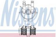 Radiator racire ulei, cutie de viteze automata NISSENS 90666