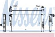 Radiator, racire motor NISSENS 60814