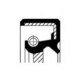 Simering, pompa ulei CORTECO 12015450B