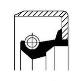Inel etansare, caseta directie CORTECO 19019980B