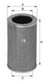 Filtru hidraulic, sistem directie SOFIMA S 3081 PO