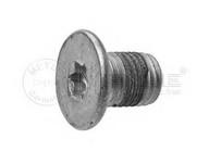 Surub, disc frana MEYLE 014 911 0001