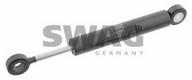 Amortizor vibratii, curea transmisie cu caneluri SWAG 10 52 0025