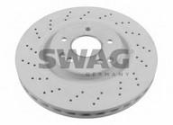 Disc frana SWAG 10 92 6107