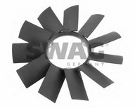 Paleta ventilator, racire motor SWAG 20 91 9256