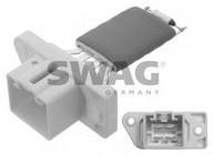 Rezistor, ventilator habitaclu SWAG 50 93 8635