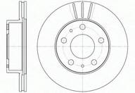 Disc frana REMSA 6504.10