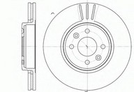 Disc frana REMSA 6583.10