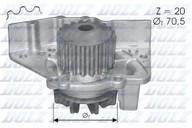 Pompa apa DOLZ C119
