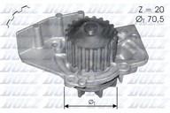 Pompa apa DOLZ C120