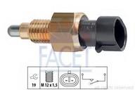 Comutator, lampa marsalier FACET 7.6073
