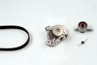 Set pompa apa+curea dintata HEPU PK07830