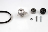 Set pompa apa+curea dintata PEUGEOT 106 I  (1A, 1C) 1.4 D (37KW / 50CP)HEPU PK08132