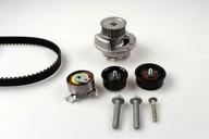 Set pompa apa+curea dintata HEPU PK03270