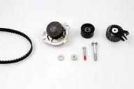 Set pompa apa+curea dintata HEPU PK10894