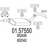 Toba esapamet intermediara MTS 01.57550
