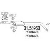 Toba esapamet intermediara MTS 01.58960