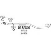 Toba esapamet intermediara MTS 01.52840