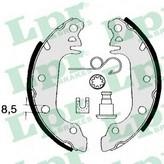 Set saboti frana LPR 04711