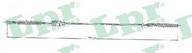 Cablu frana de parcare LPR C0548B