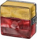 Dispersor, lampa spate HELLA 9EL 129 519-001