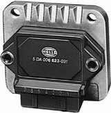 Comutator aprindere HELLA 5DA 006 623-941