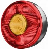 Dispersor, lampa spate HELLA 9EL 102 240-031