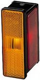 Dispersor, lampa spate HELLA 9EL 146 838-001