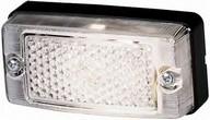 Dispersor, lampa spate HELLA 9EL 114 401-031