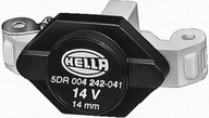 Regulator, alternator HELLA 5DR 004 242-041