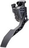 Senzor, pozitie pedala acceleratie HELLA 6PV 010 946-041