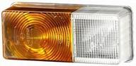 Dispersor, lampa spate HELLA 9EL 112 744-001