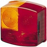 Dispersor, lampa spate HELLA 9EL 137 307-001
