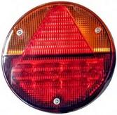 Dispersor, lampa spate HELLA 9EL 209 476-001