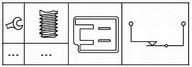Comutator, actionare ambreiaj(comanda motor) HELLA 6DD 179 465-091